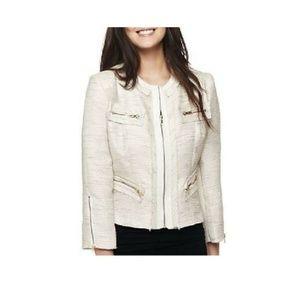 NEW XOXO Junior's Jacket Tweed size S M